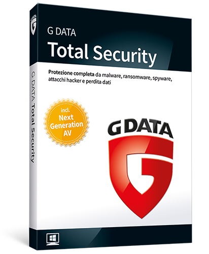 Gdata Total Security 2018